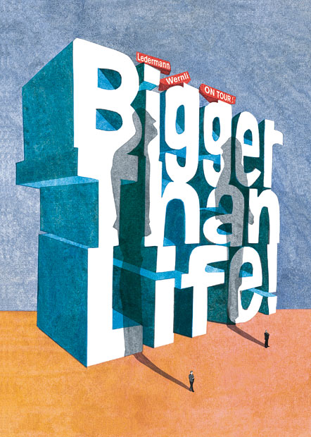 2010 / BIGGER THAN LIFE