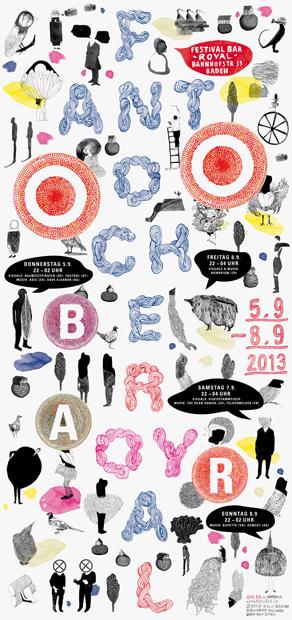 2013 / Royal Bar Programm