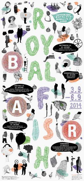 2014 / Royal Bar Programm