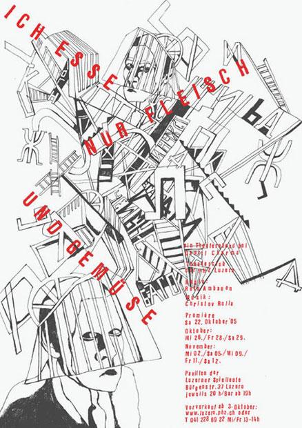 2005 / Danijl Charms / Theater