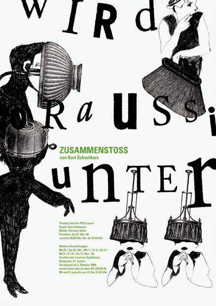 2006 / Zusammstoss