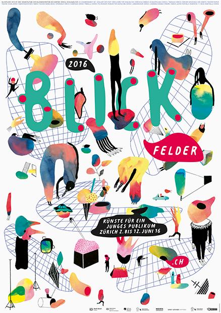 2016 / Blickfelder