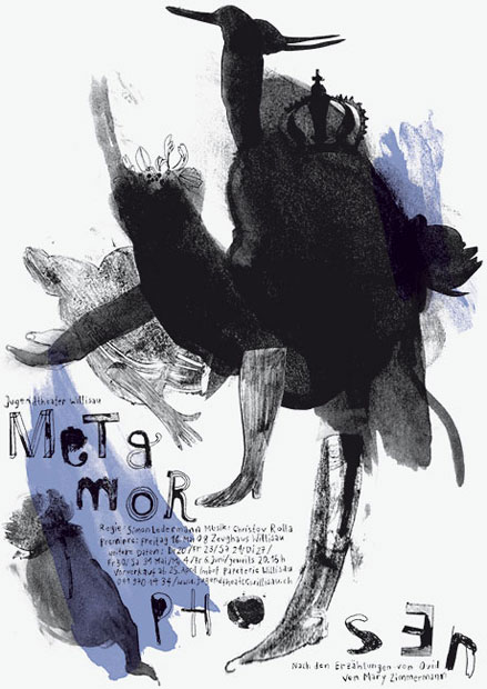2008 / Metamorphoses / Youth