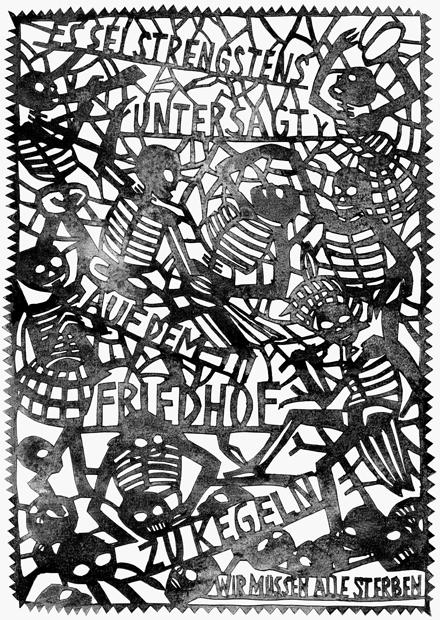 2011 / Integral / Death Collage